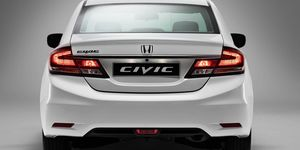 Honda Civic 4d